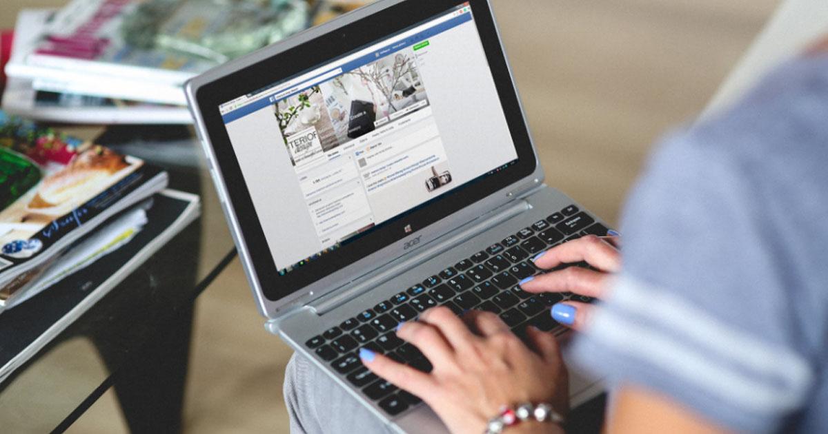 social media marketing internship Facebook Open Graph